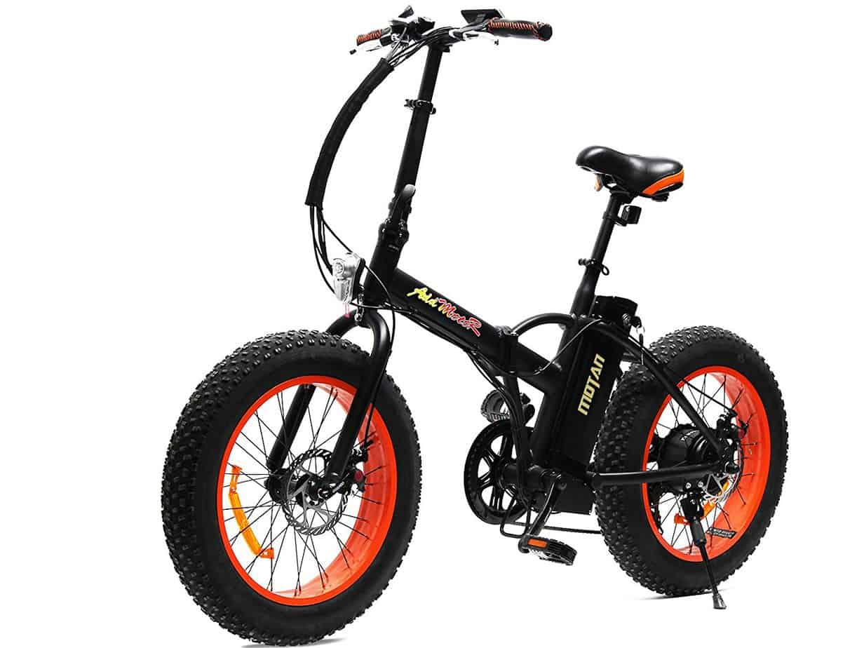 Addmotor MOTAN Electric Bike