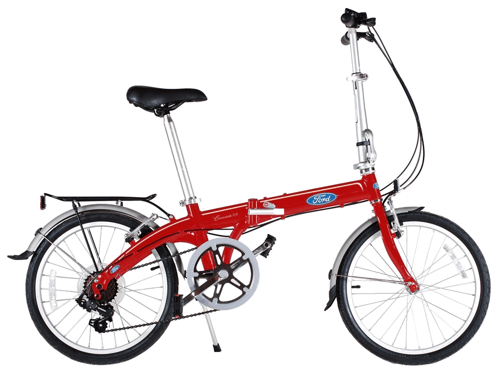Ford-by-Dahon-Convertible-Folding-Bike