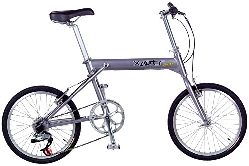 Xootr Swift Folding Bicycle