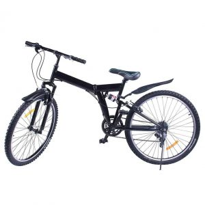 Happybuy-Foldable-Mountain-Bicycle