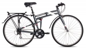 Montague Urban Foldable 700c Pavement Hybrid Bike