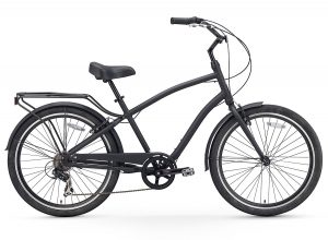 SIXTHREEZERO EVRYJOURNEY MEN'S HYBRID CRUISER BICYCLE