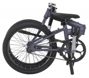 Camp 20 Alloy 7 Speed Folding Bike Disc Brake Super Sonic folded